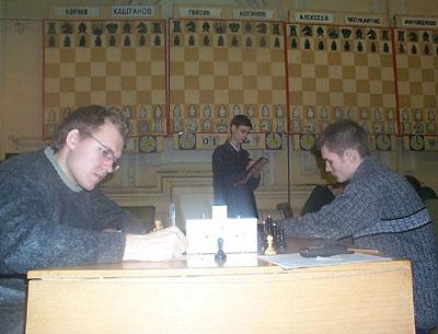 Aleksei Kornev and Ruslan Kashtanov