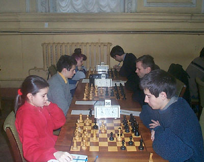 Young chessplayers