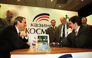 G.Kasparov - V.Kramnik