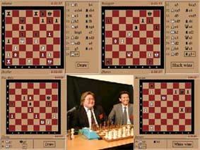 Screen demonstration