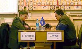 The 79th Men Saint-Petersburg Championship